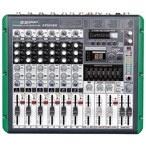 Mixer Zzipp Zzmx E8B