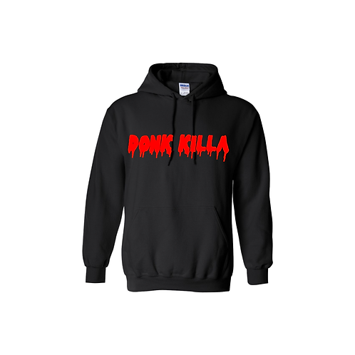 BIG & TALL 'DONK KILLA'  HOODIE (AVAILABLE IN SELECT STYLES)