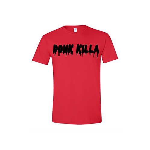 BIG & TALL 'DONK KILLA' T-SHIRT