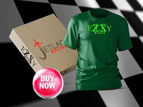 EZZY MONEY GREEN T-SHIRT