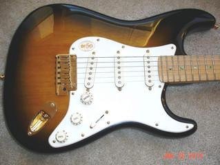 Fender Stratocaster Deluxe 50th Anniversary