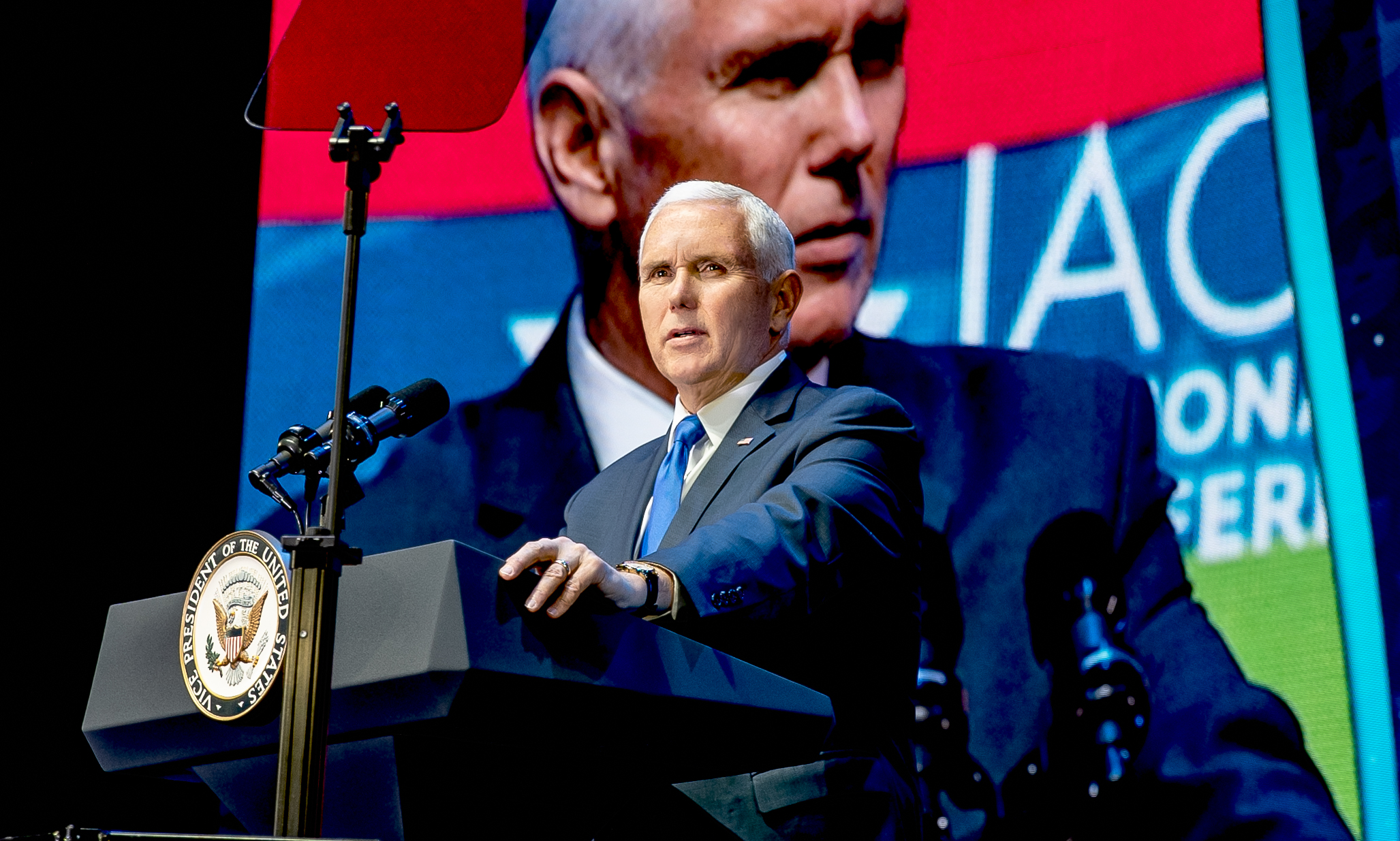 Vice President - Mike Pence