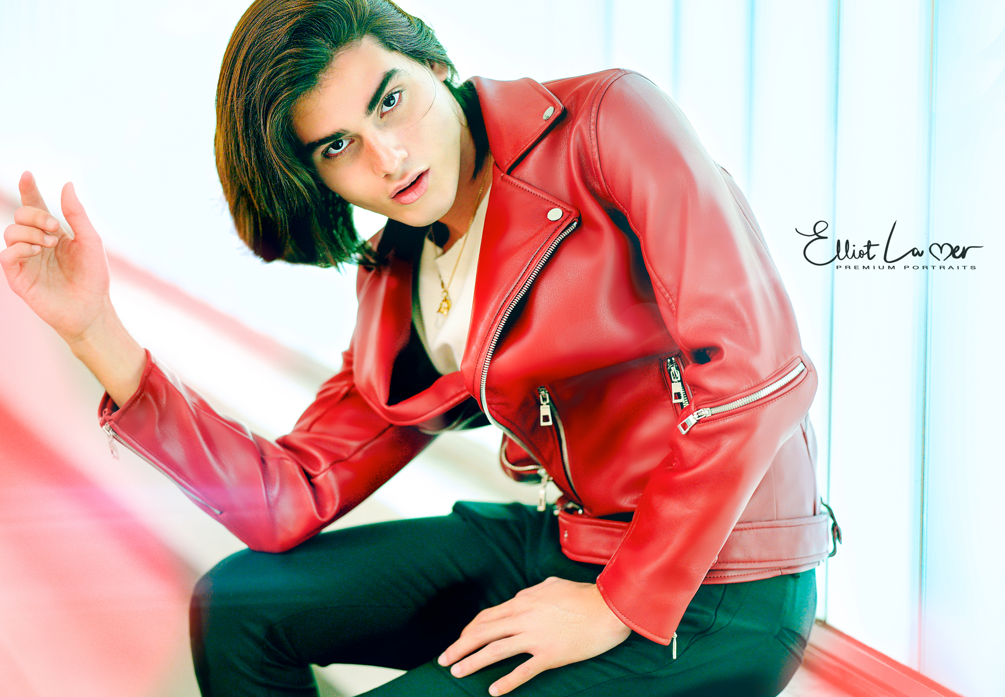 Model: Antonio