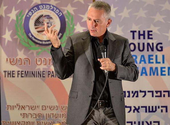 Alon Ben David, Channel 10, ISRAEL