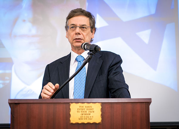 Dany Ayalon, Deputy Foreign Minister, ISRAEL