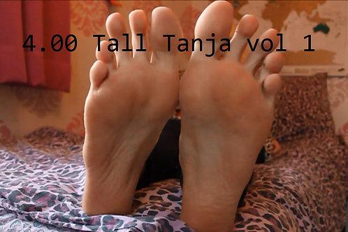 Tall Tanja size 47 feet vol 1