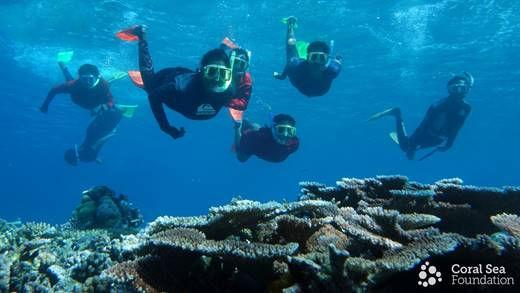 Sea Woman of Melanesia