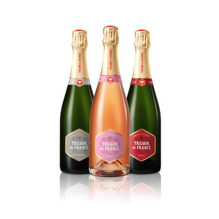 Champagne Trésor de France