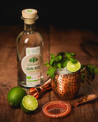 Gin Bio Grand Domaine