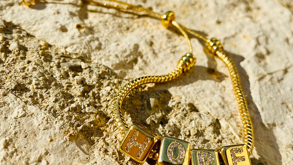 Bracelet Titi HOPE
