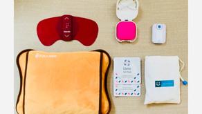 Livia, BlueTens, EM50, mon avis sur les appareils antidouleurs de l'endométriose