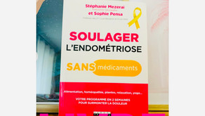 """Mon avis sur le livre """"Soulager l'endométriose sans médicaments"""""""