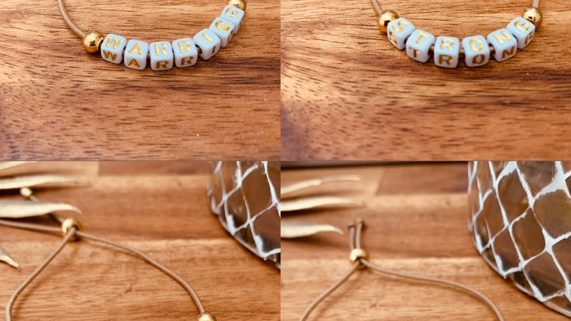 Bracelet ROSIE marron