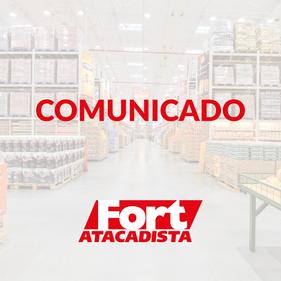 Adiada a reinauguração do Fort Atacadista em Jaraguá do Sul