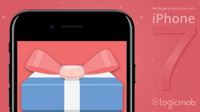 Campanha Natal Solidário da Logicmob sorteia um iPhone 7