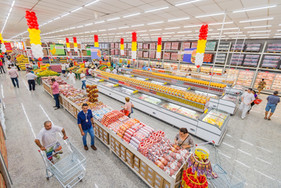 Grupo Pereira em primeiro lugar no ranking dos supermercados que mais cresceram em 2015