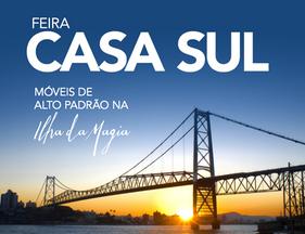 Arquitetura e Decoração - Feira Casa Sul apresenta tendências do setor a Florianópolis