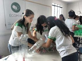 Projeto Ecom.VC, da ENGIE Brasil Energia, recupera nascentes e implementa sistemas agroflorestais em