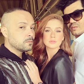 Da passarela às celebridades,stylistsde Grazi Massafera, Camila Queiroz, Paolla Oliveira e Juliana