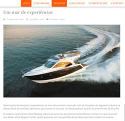 Intech Boating / Sessa Marine Brasil
