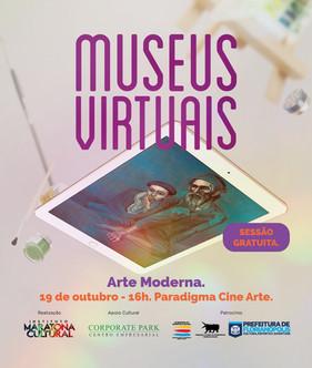 Arte Moderna no MuseusVirtuais