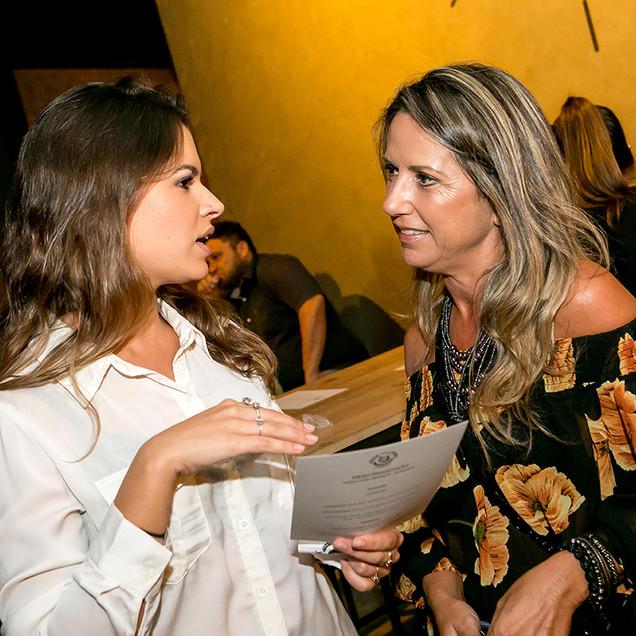 Amanda Becker e Rosiley Souza _ foto Larissa Trentini