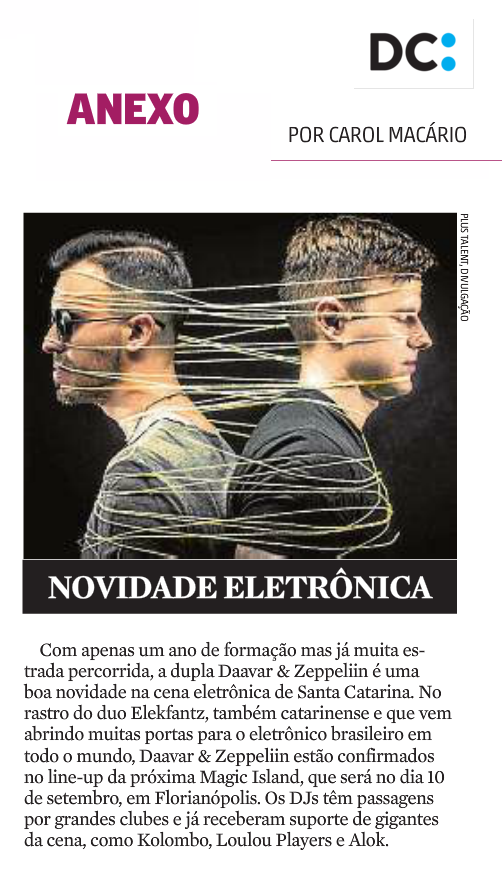 Magic Island - Diário Catarinense