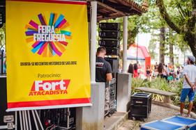 Feira da Freguesia movimenta o Centro Histórico de São José neste domingo (7)