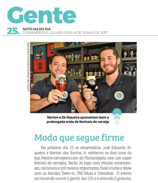 Mestre Cervejeiro Florianópolis