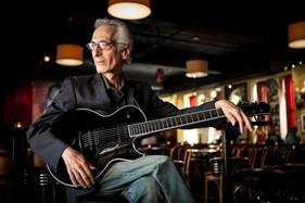 Guitarrista Pat Martino é o homenageado da edição de julho do projeto Sexta Jazz AF