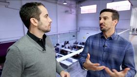 Atré visita: Tecnologia em nuvem e inteligência artificial