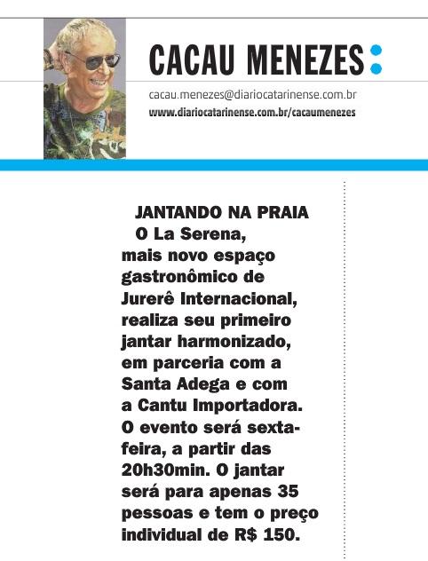 La Serena - DC - Cacau Menezes