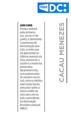 Cliente: Floripa LowCarb