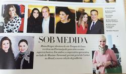 Terapia do Luxo - Revista Bazaar