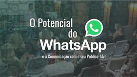 Coworking realiza palestra sobre o potencial do Whatsapp na comunicação