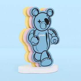 Toy art em movimento