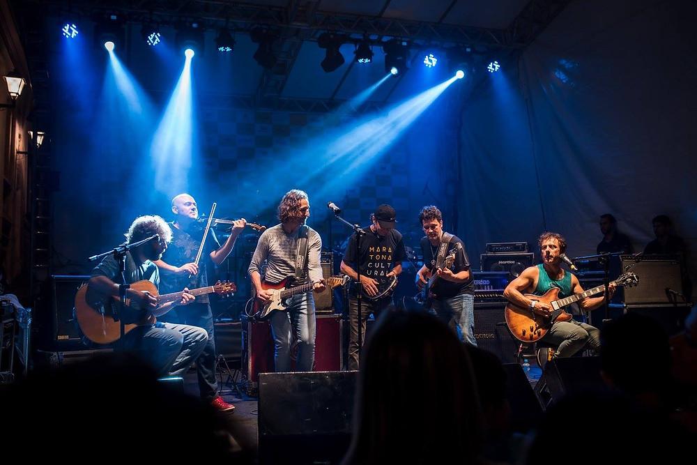Banda Dazaranha é uma das atrações confirmadas. Foto Tóia de Oliveira