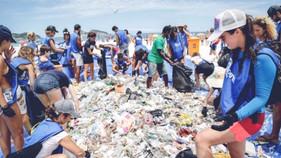 Tempo de olhar para a Limpeza das nossas Praias, Rios e Lagoas