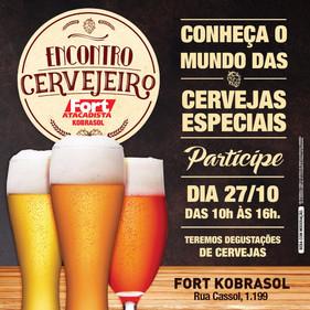 Fort Atacadista realiza 4º Encontro Cervejeiro em São José, neste sábado (27)