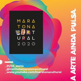 Maratona Virtual reunirá artistas catarinenses nesta sexta-feira (01)