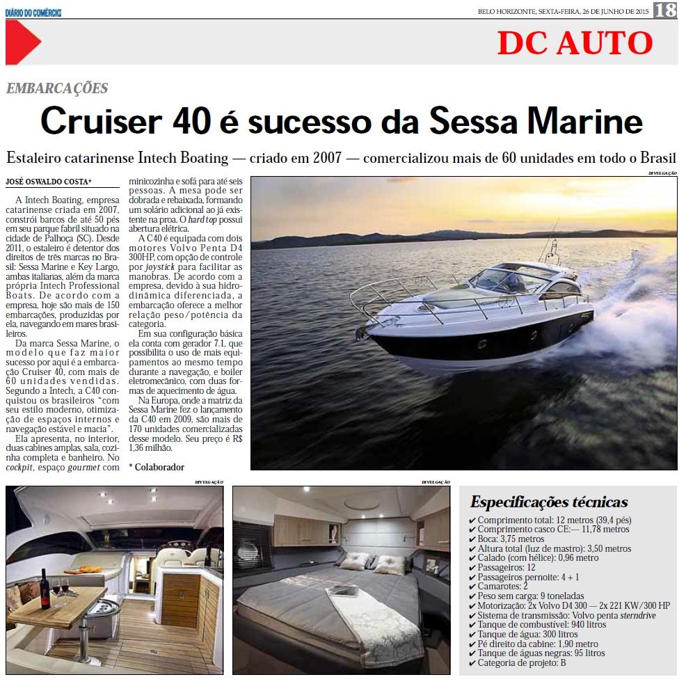 Sessa Marine - C40