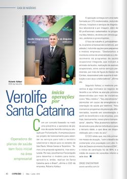 Verolife na revista O Empresário
