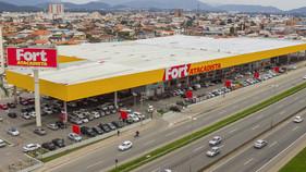 Fort Atacadista reinaugura loja em Palhoça, Santa Catarina, nesta quarta-feira (14) em um investimen