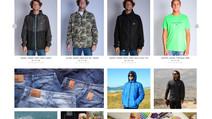 Oceano Surfwear lança sua plataforma de venda on-line