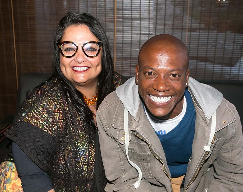Yula Jorge e Pablo Rodrigo