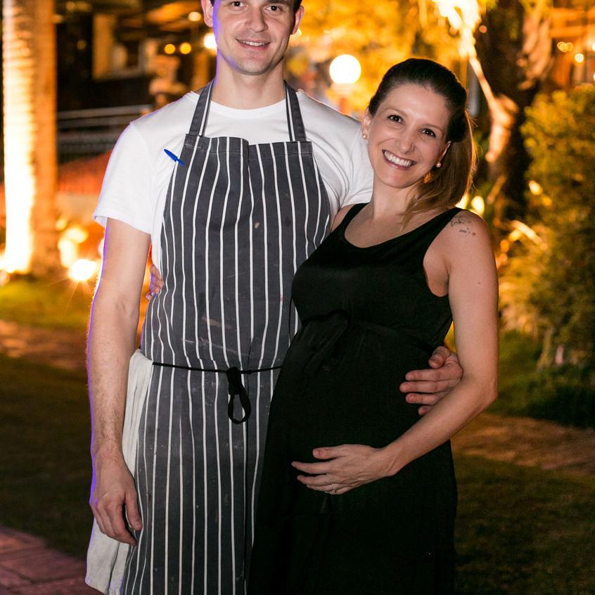 Renato Stumpf (Chef) e Diana Scarduelli