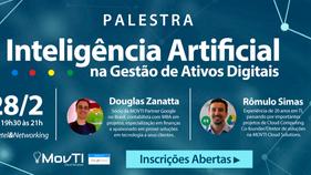 MOVTI fala sobre Inteligência Artificial em Joinville