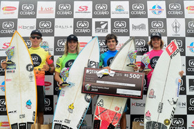 Pioneirismo: Surf Talentos Oceano será o  1º campeonato de surf virtual no Brasil