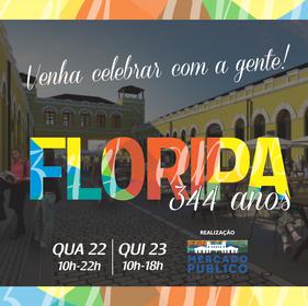 Opções culturais para o feriadão em Florianópolis