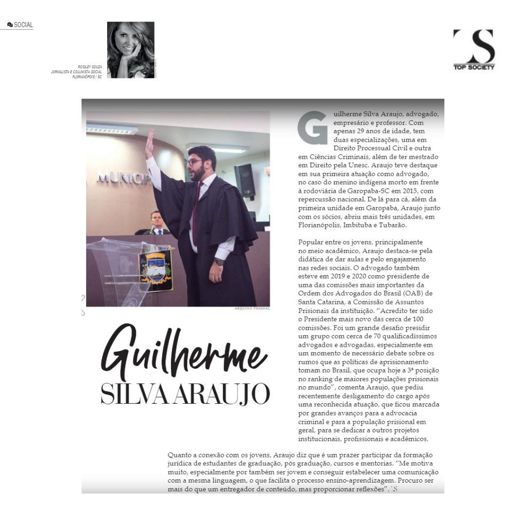 Cliente: Araujo & Sandini